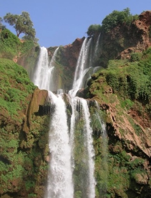 Morocco's Magical Cascades of Ouzoud