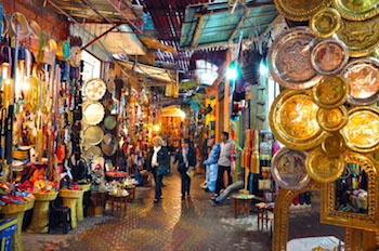 Shop the Souks of Morocco