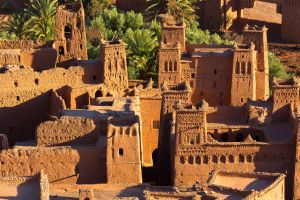Ait Benhaddou, Kasbahs of the Great South