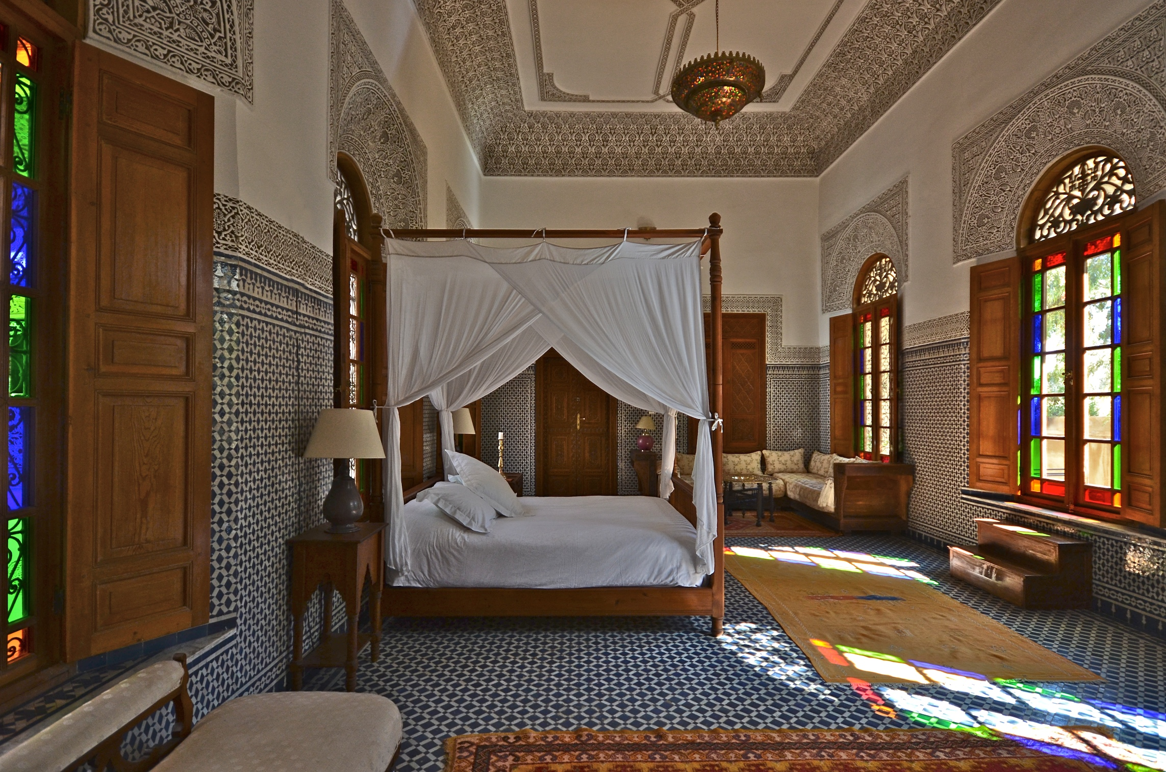 The best boutique hotels and riads in morocco morocco for Great small hotels