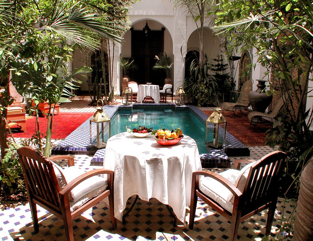 The best boutique hotels and riads in morocco morocco for Hotel design marrakech