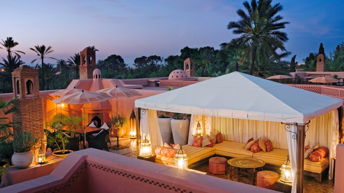 The best boutique hotels and riads in morocco morocco for Best accommodation