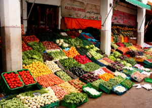 Moroccan Local Markets, Fruit & Vegetable Shopping, Your Morocco Travel Guide