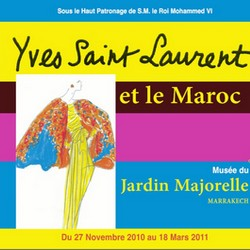 Yves Saint Laurent Exhibition at Majorelle Gardens In Marrakech, Your Morocco Travel Guide