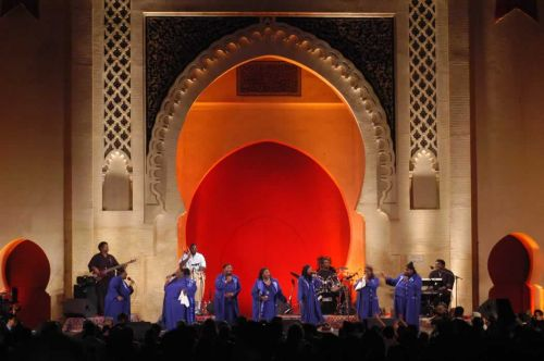 Fes Festival of Sacred Music in Morocco