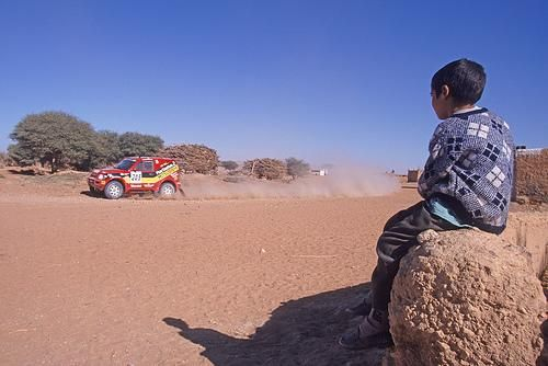 The Paris Dakar Rally – a Moroccan Travel Adventure