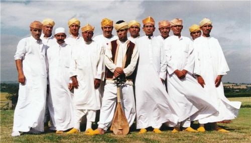 Mystical Morocco's Tour With The Master Musicians of Jajouka