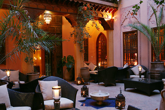 Morocco travel at its best the top 10 riads and hotels in for Best riads in marrakesh