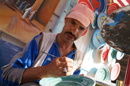 Safi Pottery – Travel to the Moroccan town of Safi