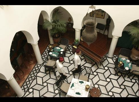 Rick's Cafe in Casablanca: A Morocco Travel Special with Piano Bar & Old Hollywood Dining Experience