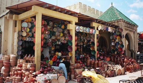 Moroccan Souks – Travel Adventures in Moroccan Marketplaces