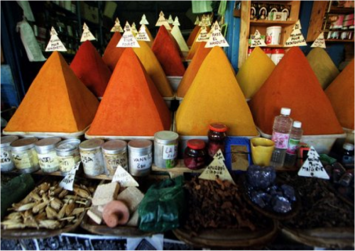 Moroccan Spice Tour: From Souks to the Plate- Essentials For Moroccan Cooking