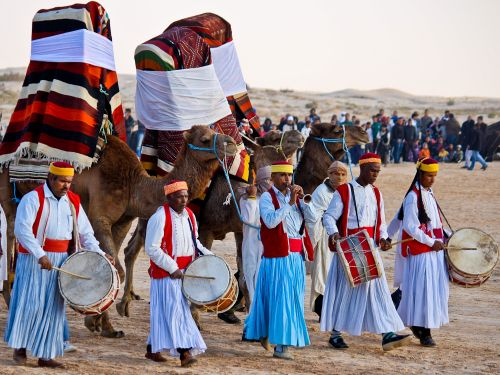 The International Festival of Sahara Desert Music