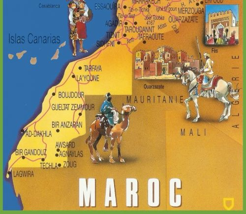 Morocco, The First Country To Recognize America