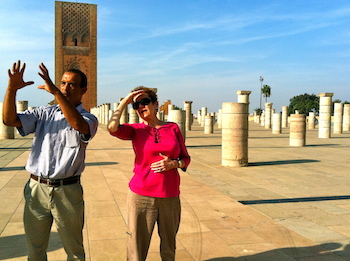 Moroccan Guide, With Best Selling Author, Caroline Myss