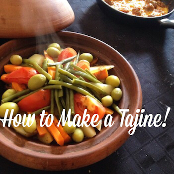 How to Make a Tajine, Photograph by Amanda Mouttaki
