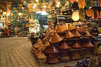 How to Choose a Tajine to Take Home from Morocco