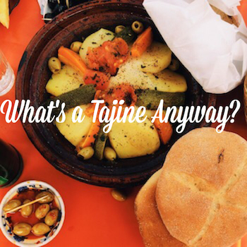 What Is a Tajine? Photograph by Amanda Mouttaki