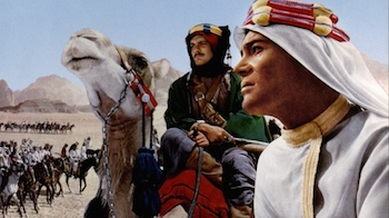 Lawrence of Arabia, Filmshot