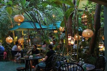 Le Jardin, Garden Restaurant in Marrakech