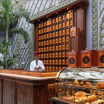 Bacha Coffee House Celebrates 110th Anniversary With Openings In Marrakech And Singapore Morocco Travel Blog