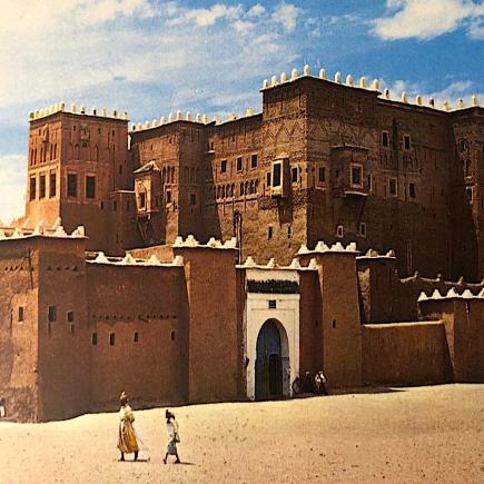 Kasbah-Taourirt-Ouarzazate-Morocco-Travel-Blog