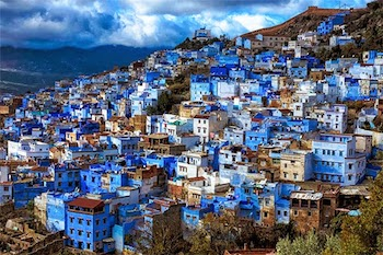 The Blue And White City Chefchaouen – An Exploration Of Morocco's Rif Mountains