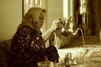 Teamaker, Southern Morocco