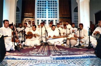 Sufi Cultural Festival Muscians