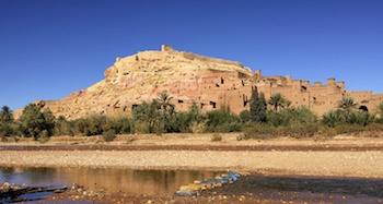 Top 10 Places, Ait Ben Haddou Kasbah, Ouarzazate