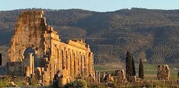 Top 10 Places, Volubilis Roman Ruins