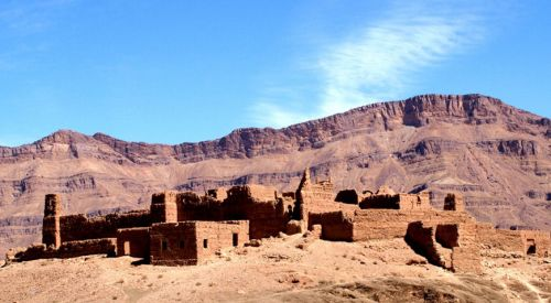 Morocco Travel, Holiday Vacation to Morocco's Kasbahs, Ruins & Waterfalls