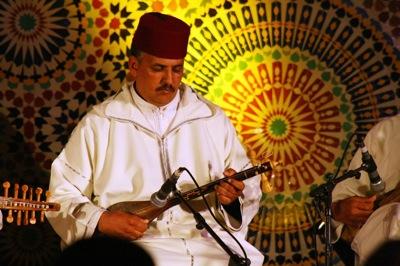 Fes Festival Musician