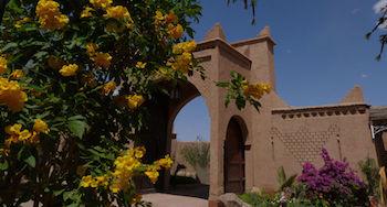 Sawadi Eco Lodge, Skoura