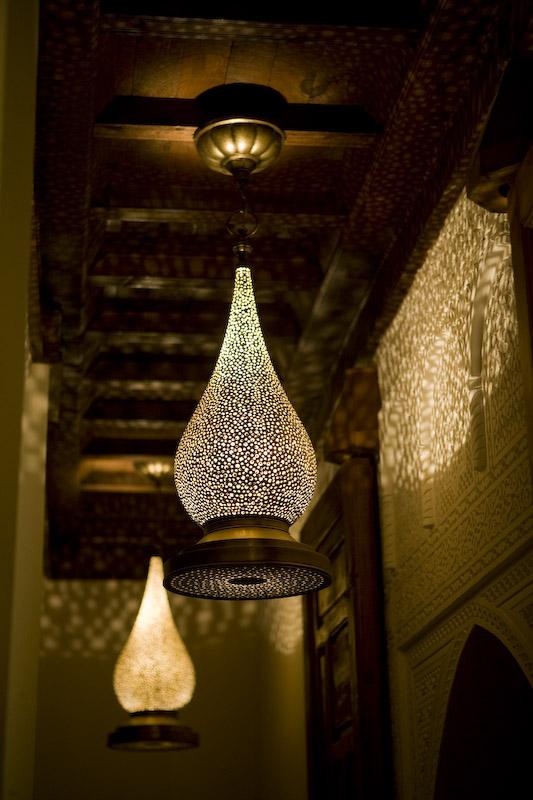 Moroccan Art Lighting