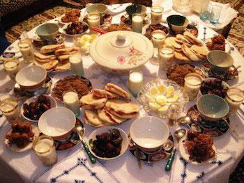 Ramadan Ftour