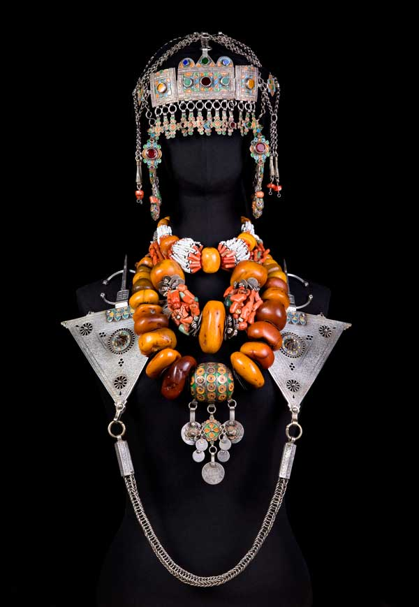 Berber Jewelry The Art Of Moroccan Silver Morocco Travel Blog