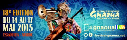 Essaouira's 18th Annual Gnaoua Music Festival