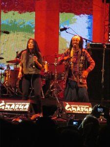 Hindi Zahra, Gnaoua Festival 2015, By Lynn Sheppard
