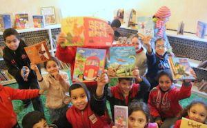 Fez Medina Children's Library