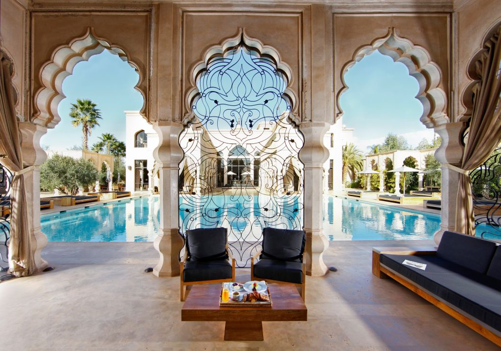 The best boutique hotels and riads in morocco morocco for The best boutiques
