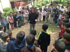 Storytellers of Morocco