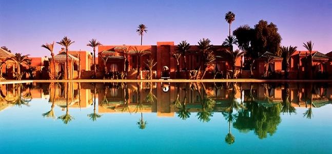 Hotel Pullman A Marrakech