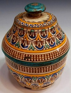 The Pottery and Ceramics of Morocco