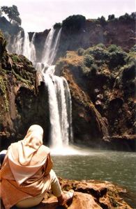Cascades D'Ouzoud Waterfalls Adventure Travel & Siteseeing Tour, Just One Day in Marrakech Then Tour The Cascades D'Ouzoud Waterfalls, Your Morocco Travel Guide