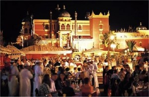 Fantasia in Marrakech at Chez Ali, Your Morocco Travel Guide