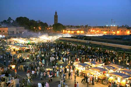 Travel to Marrakech the Paris of Morocco – Your Morocco Travel Guide