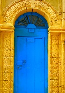 Moroccan Doors of Essaouira, Your Morocco Travel Guide