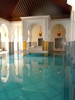 Morocco's La Mamounia Spa, Your Morocco Tour Guide