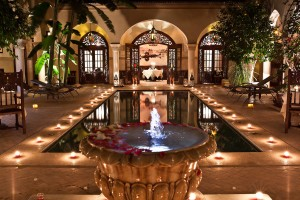 5 Fabulous Courtyard Gardens in Marrakech